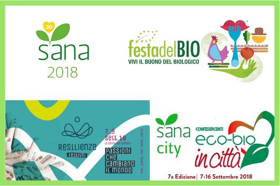 Settembre bio, ambiente e benessere a Bologna