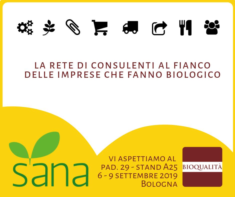 verso Sana 2019_servizi alle aziende alimentari bio